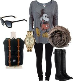 Would SO wear this to Disneyland for the WINTER! ITS A MUST!!