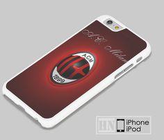 Ac Milan Samsung, iPhone, HTC One, LG Case