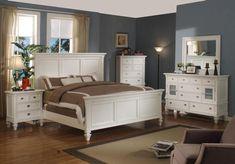 4pc. Queen Bedroom