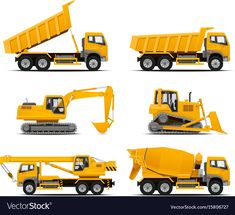 Find Set Construction Machinery Vehicles Vector Truck stock images in HD and millions of other royalty-free stock photos, illustrations and vectors in the Shutterstock collection. Thousands of new, high-quality pictures added every day. Jaguar Suv, Lexus Suv, Hybrids And Electric Cars, Food Truck Festival, Heavy Machinery, Pontiac Firebird, Cool Pictures, Vintage, Vector Illustrations
