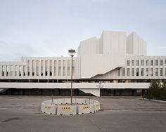 Aalto - Finlandia Hall/Helsinki