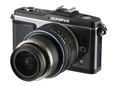 Olympus Pen E-P2  -  CNET Review