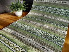 Weaving Designs, Weaving Patterns, Floor Cloth, Floor Rugs, Loom Weaving, Hand Weaving, Textiles, Tear, Woven Rug