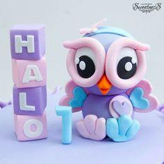 Baby Owl Topper