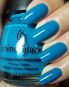 China Glaze Shower Together