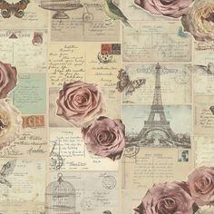 I love Paris bij Behangwebshop