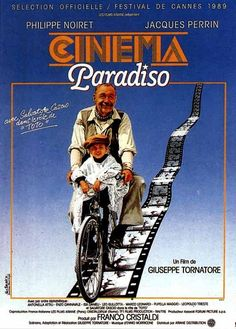Cinema Paradiso... Mi peli favorita!!