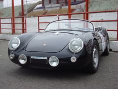 550 Spyder Replica by JVA