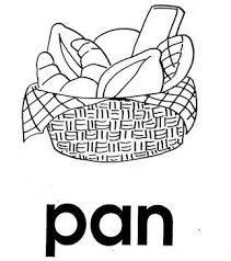 Resultado de imagen para dibujos de pan