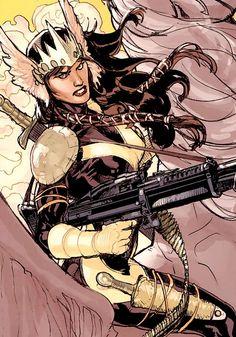 Danielle Moonstar from New Mutants Vol 3 11 cover 001