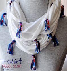 DIY Jersey Knit Tass