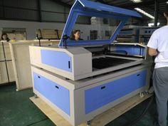 Marble engraving machine.