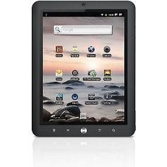"Coby Kyros 8"" LCD 4GB Android 2.3 Wi-Fi Tablet with Front Camera and HDMI Output at HSN.com."