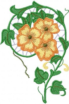 Flower lace free machine embroidery design Sewing Machine Embroidery, Hand Embroidery Tutorial, Embroidery Flowers Pattern, Embroidery Applique, Flower Patterns, New Embroidery Designs, Free Machine Embroidery Designs, Hardanger Embroidery, Lace Flowers