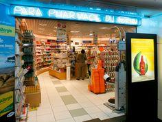 Retrouvez nos produits dans cette pharmacie!  FORUM DES HALLES   305 Porte Lescot   Niveau - 3   75001 Paris