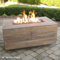 Catalina Fire Pit 60"
