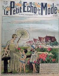 """""""le petit echo de la mode 1930"""""""