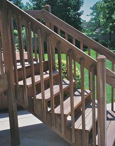 deck steps decks forward deck step ideas google search