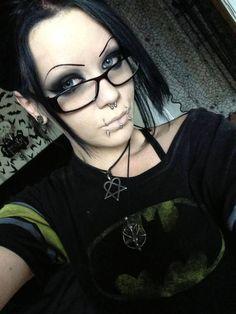 #Gothic girl everyday