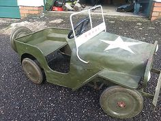 I remember my brother had one of these with a trailer ....vintage pedal car