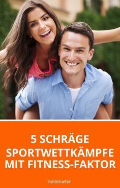 5 schräge Sportwettkämpfe mit Fitness-Faktor   eatsmarter.de
