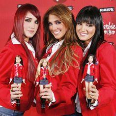 La únicas que tuvieran una Barbie... #Recuerdos #RBD #Portisavirroni
