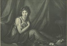 """Vigée Le Brun's Russian Portraits 21. COUNTESS MARIA FEDOROVNA POTOCKA, née Princess Lubomirska, later Countess Zoubov and Countess Uvarov (1773-1810)  [The photo wasn't published in the article.] Painted in St. Petersburg in 1795. Listed as """"Countess Potocka, with dove, reclining."""" Commented on also as """"one of the prettiest women I ever painted."""" Celebrated beauty and dancer.  Married Count Valerian Zoubov, brother of Catherine the Great's favorite, and later Count Uvarov. This portrait was…"""