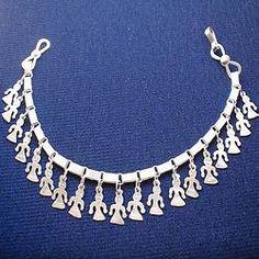 Collar —Trarilonko. Porcelain Jewelry, Metal Clay, Dory, Navajo, Polymer Clay, Jewellery, Bracelets, Silver, Templates