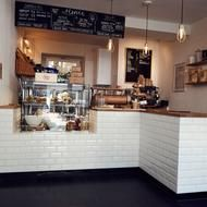 coffee shop layout take away shop interior design coffee trends small for takeaway sandwich place concept best coffee shop floor plan dwg - Design Shop, Coffee Shop Design, Shop Interior Design, Cafe Design, Store Design, Interior Paint, Small Coffee Shop, Best Coffee Shop, Coffee Shops