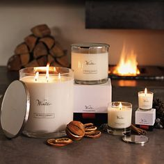 Winter Range from The White Company