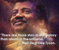 Stars vs. Atoms