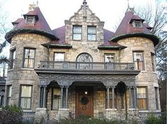 Spectacular 1896 chateau for sale in Lancaster PA - I've been in love with this house my whole life.