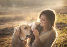 девушка с собакой girl woman with dog walking morning light autumn photography photoshoot фотограф уфа ufa
