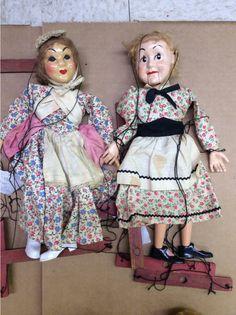 Vintage Hazelles Marionette Lot | eBay