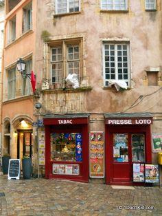 """In """"Old Lyon"""""""