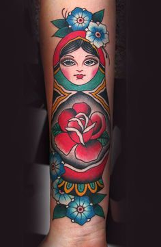 Andrea Giulimondi  — The Family Business Tattoo Shop