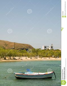 Cypress Island Greece | ... sandy beach with cypress trees Pollonia Milos Cyclades Island Greece