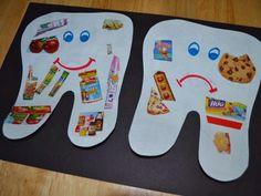 Preschool teeth crafts preschool dental health theme activities and. Dental Hygiene, Dental Care, Dental Humor, Preschool Lessons, Preschool Activities, Dental Health Month, Health Activities, Healthy Teeth, Healthy Bodies