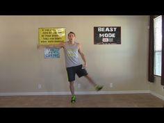 30 Min Low Impact Cardio Exercises + Abs - HASfit Beginner Cardio Workout - Beginners Ab Workout - YouTube
