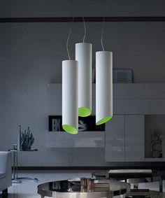 Pank SO18 bicolor - Morosini - Lampadari Sospensione - Progetti in Luce
