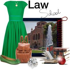 """Law School Days"" - yea I. Wish I had time to be this cute"