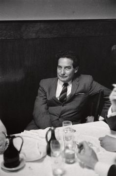 Inge MORATH :: Octavio Paz, Mexico D.F., 1959