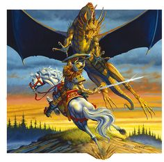 Dragonlance Lost Histories The Irda By Larry Elmore border=
