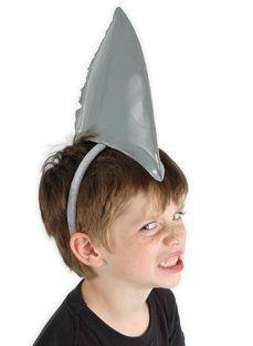 54% Off was $9.99, now is $4.60! Elope Shark Fin Headband