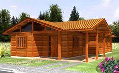 Casas Pré Fabricadas de Madeira - http://www.dicasdecoracao.com/casas-pre-fabricadas-de-madeira/