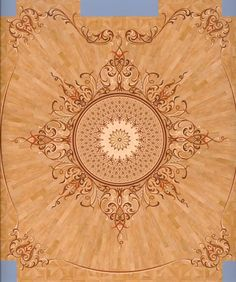 , ID204. Check pictures of other inlays, wood and stone medallions, borders and parquet from Czar Floors.