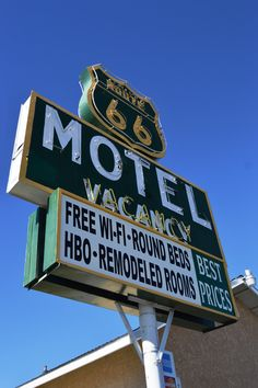 Route 66 Motel, Barstow Ca
