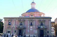 Basílica de la Virgen de los Desamparados. Valencia