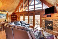 576 best large cabin rentals images in 2019 luxury cabin cabin rh pinterest com