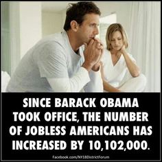 R.I.P. middle class -murdered.  Not an accident.  Destroy the middle class is part of his plan.